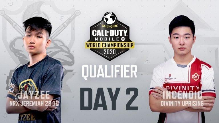 COD Mobile World Championship 2020 Garena Qualifiers Day 2