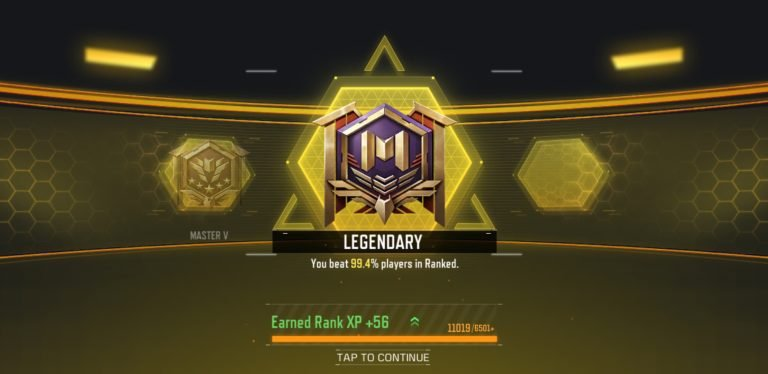 How to Rank Up Fast in COD Mobile