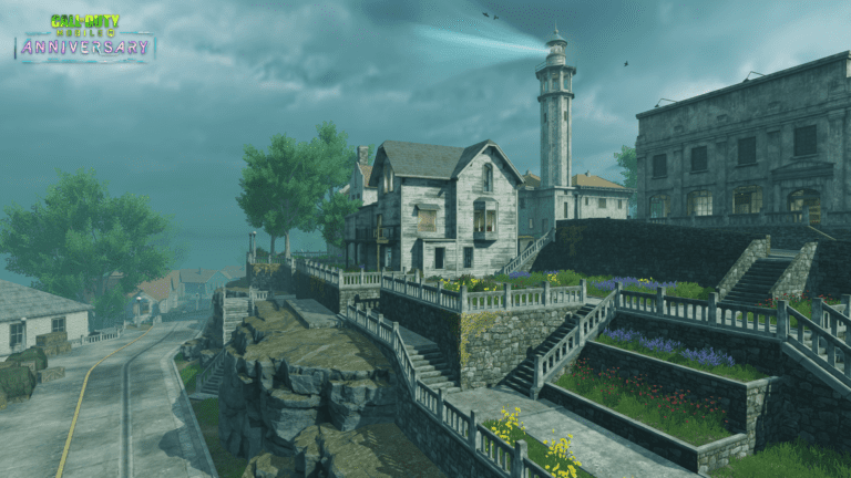 Alcatraz Battle Royale Map in Call of Duty: Mobile