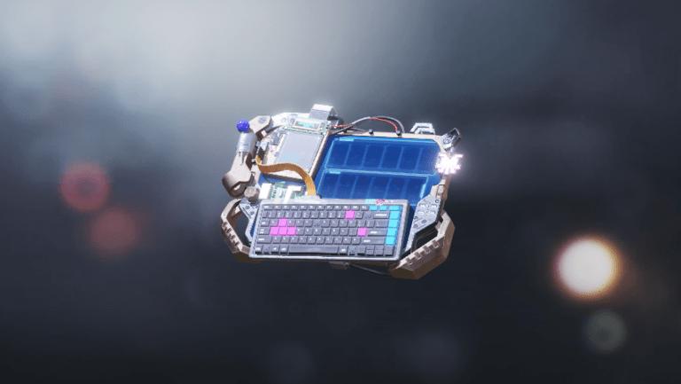 Hacker Class - COD Mobile