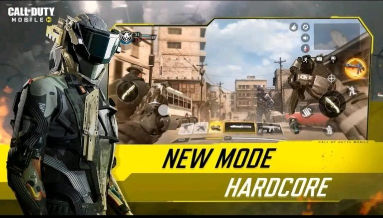 Call of Duty: Mobile hardcore mode