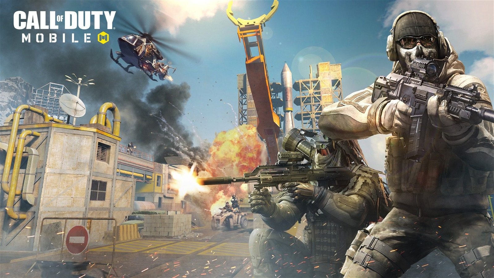 Call of Duty: Mobile (Featured)