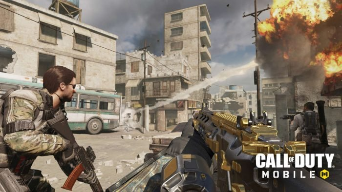 Call of Duty: Mobile | Crossfire Map (Featured)
