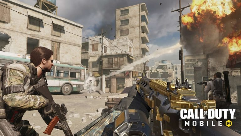 Call of Duty: Mobile   Crossfire Map (Featured)