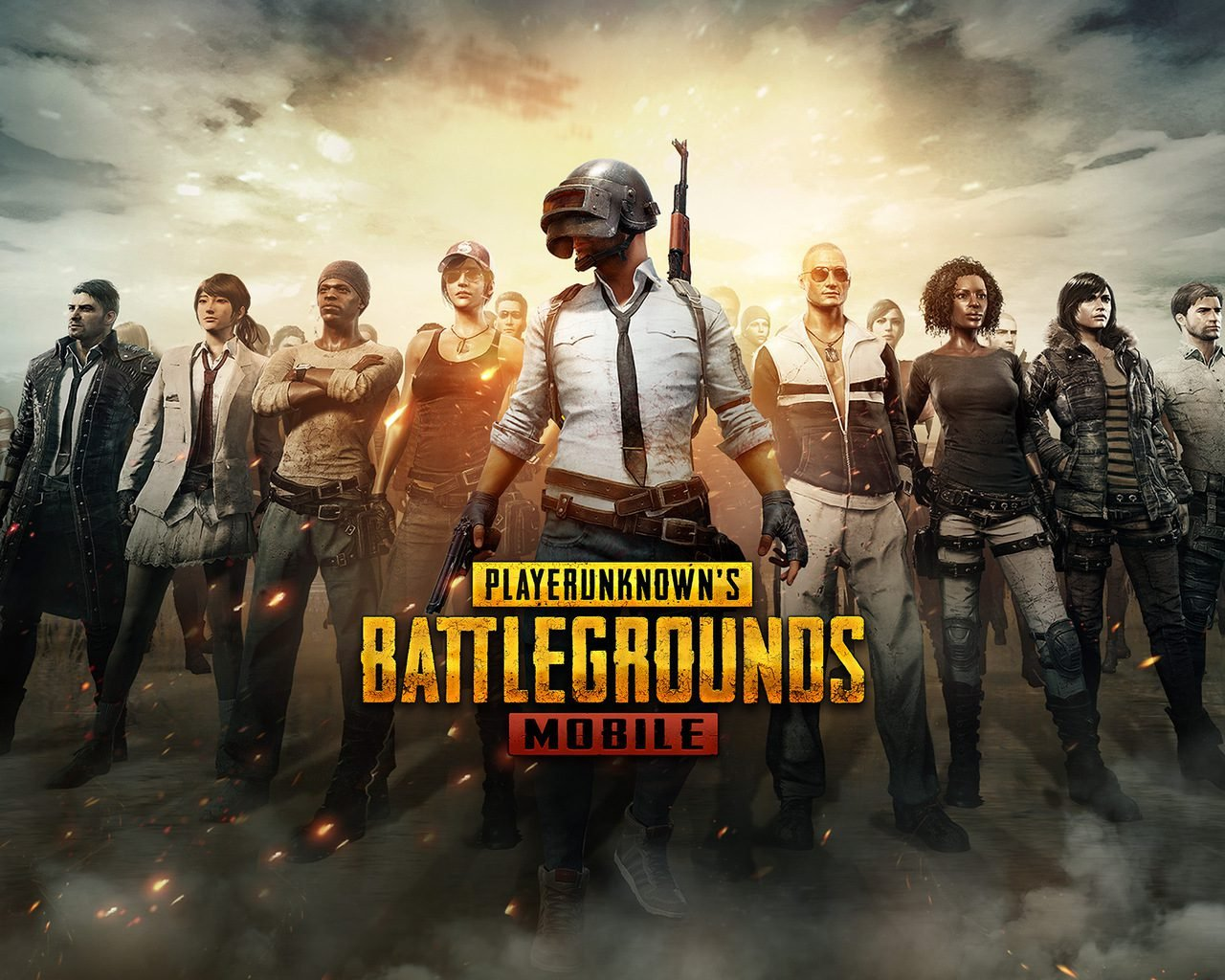 PUBG Mobile on PC using GameLoop