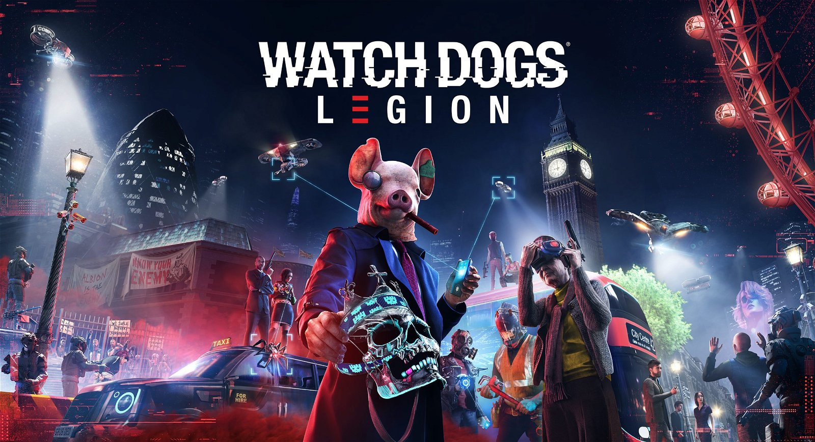 Watch Dogs Legion update 2.20 Patch Notes