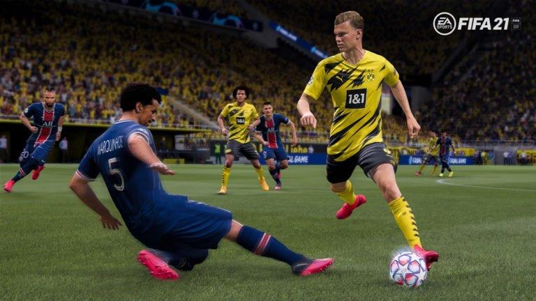 FIFA 21 Title Update #20.1