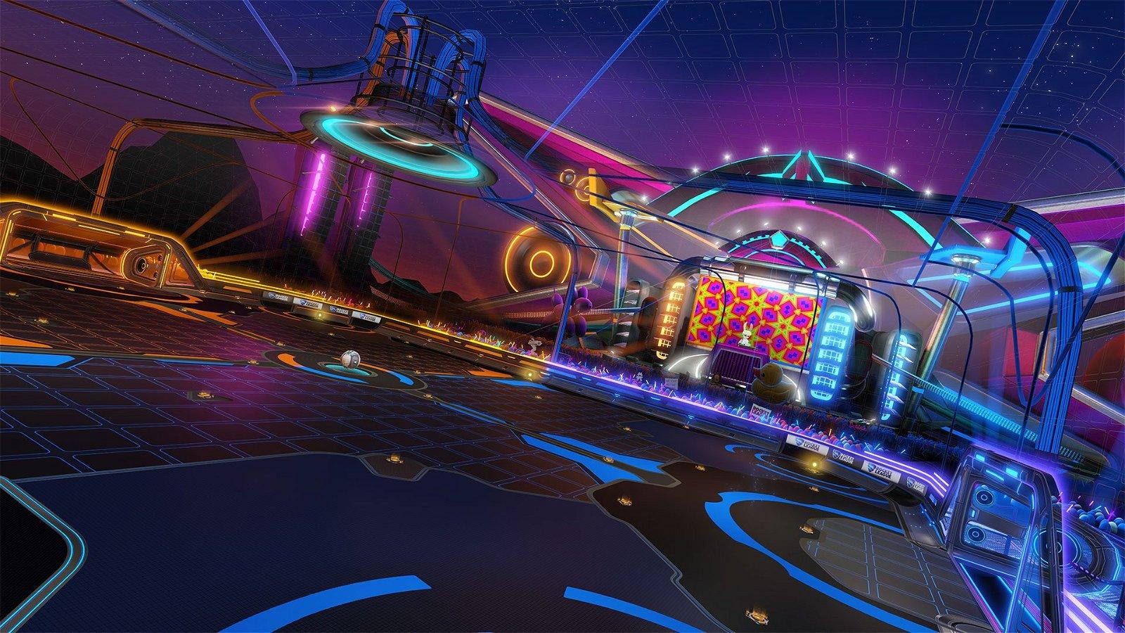 Rocket League Update 2.07