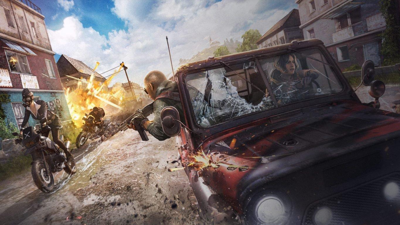 Image result for PUBG Season 18 Smoke Grenade and Parachute multi coloured skin