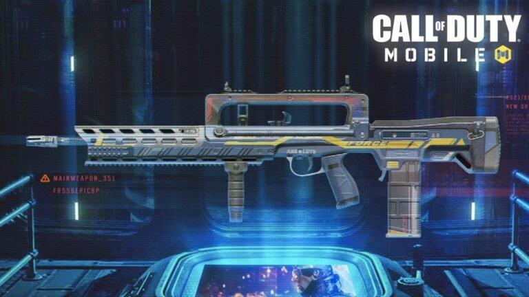 FR .556 Weapon Guide   COD Mobile Season 1