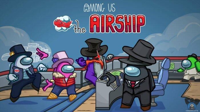 Among Us - Airship Map