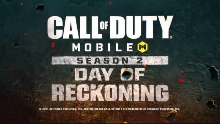 Call of Duty: Mobile Season 2 - Day of Reckoning