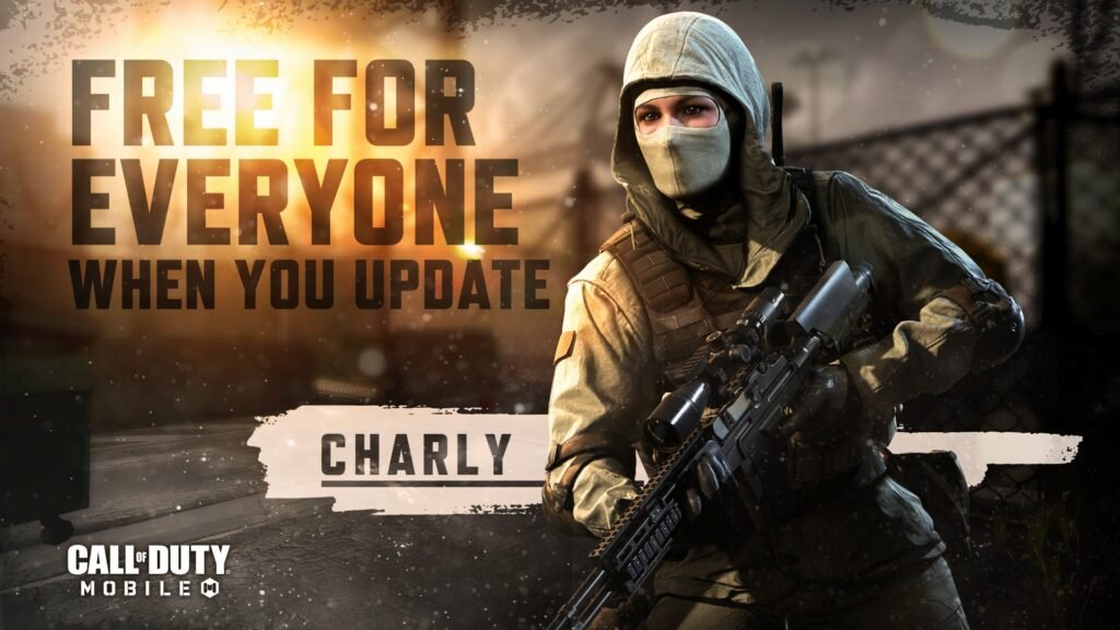 Charly - Call of Duty: Mobile