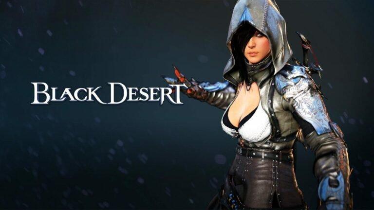 Black Desert (Featured Image)