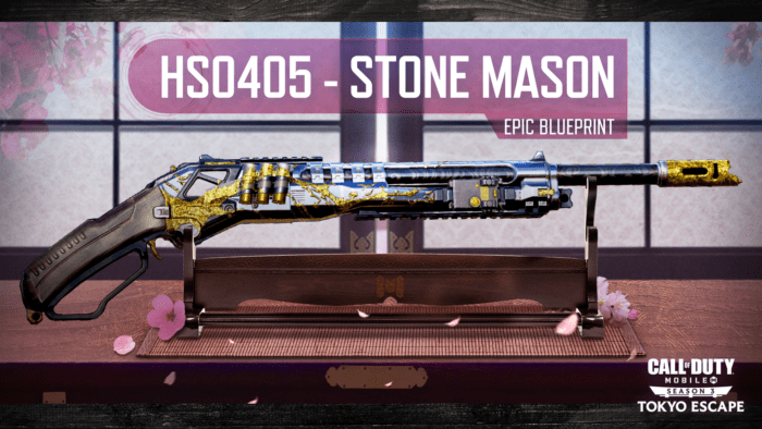 HS0405 - Stone Mason in Call of Duty: Mobile
