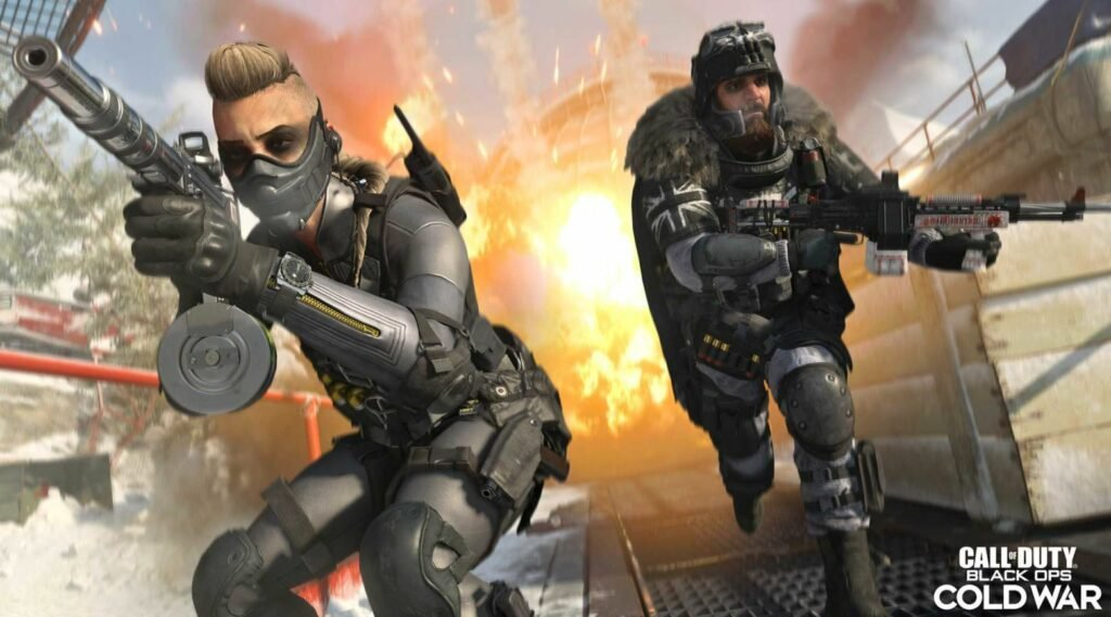 Modern Warfare Update 1.36