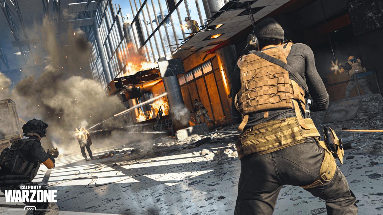 Call of Duty: Warzone - Modern Warfare