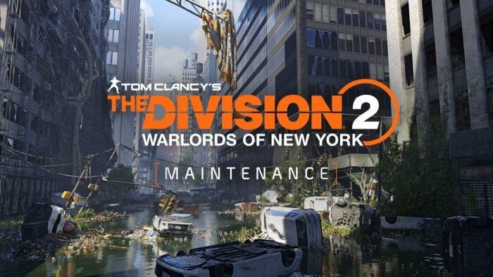 The Divison 2 Server Down on June 1