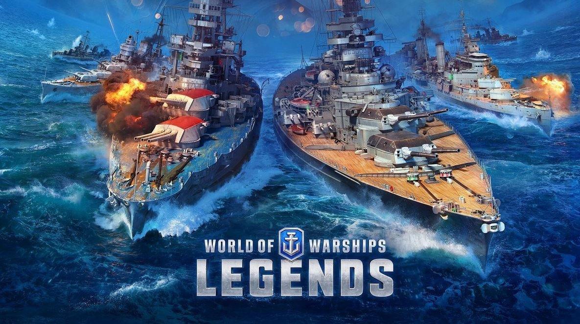 World of Warships: Legends Update 1.60