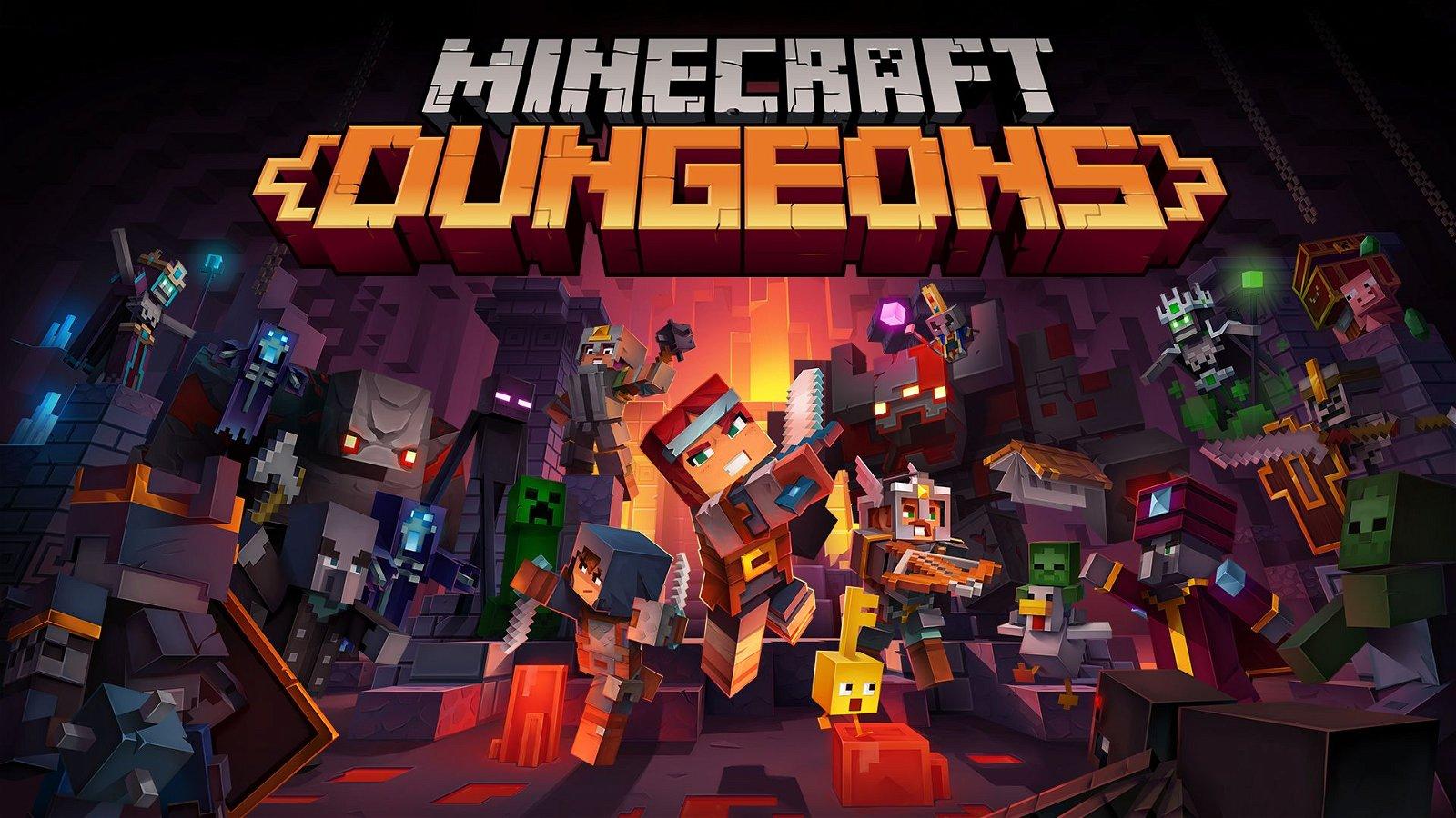 Minecraft Dungeons Update 1.9.1.0Minecraft Dungeons Update 1.9.1.0