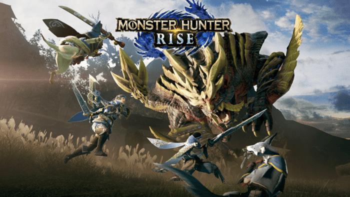 Monster Hunter Rise Update 3.0.0