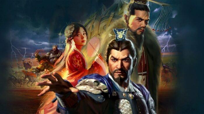Romance of the Three Kingdoms XIV Update 1.20