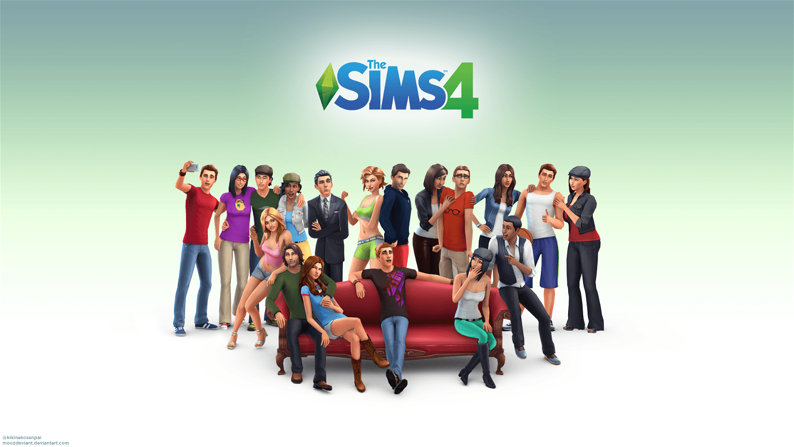 The Sims 4 Update 1.48