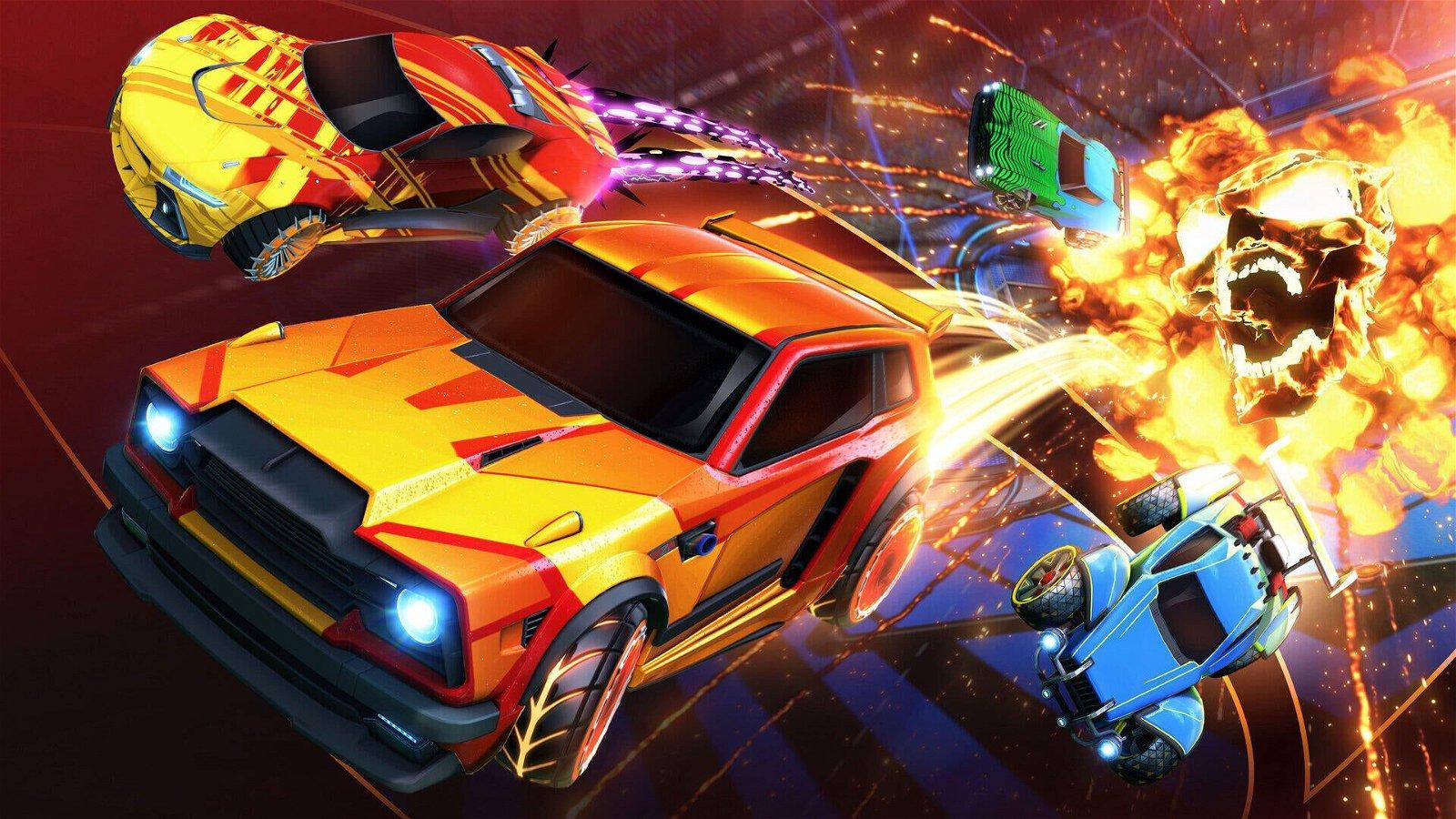 Rocket League Update 1.99