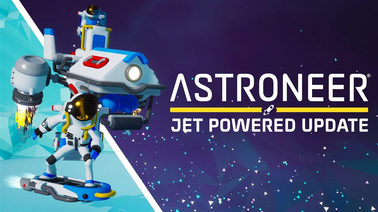 Astroneer Update 1.21.128.0