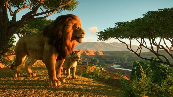 Planet Zoo Update 1.71