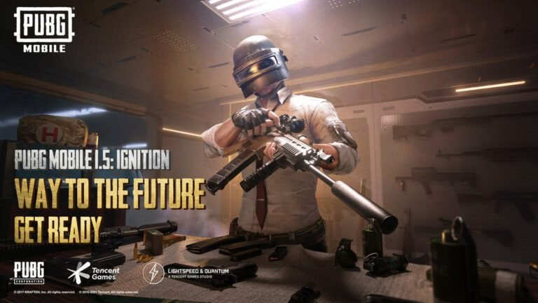 PUBG Mobile 1.5: Ignition