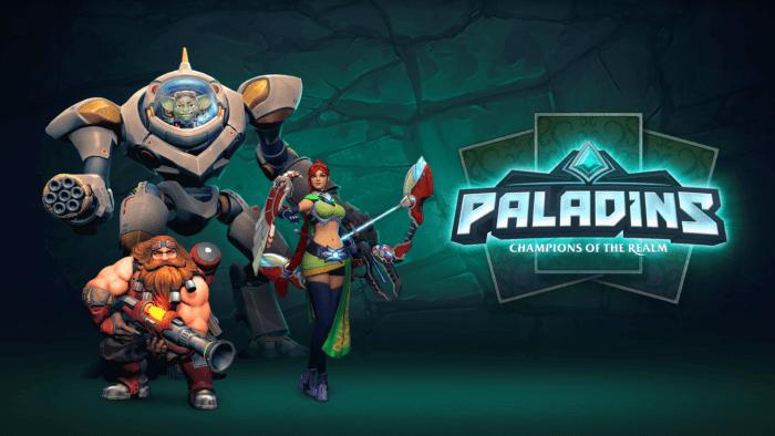 Paladins Update 2.39