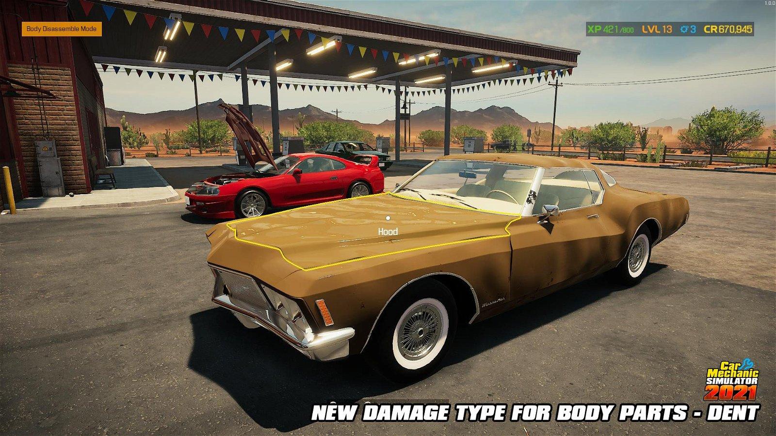 Car Mechanic Simulator (CMS) 2021 Update 1.0.10