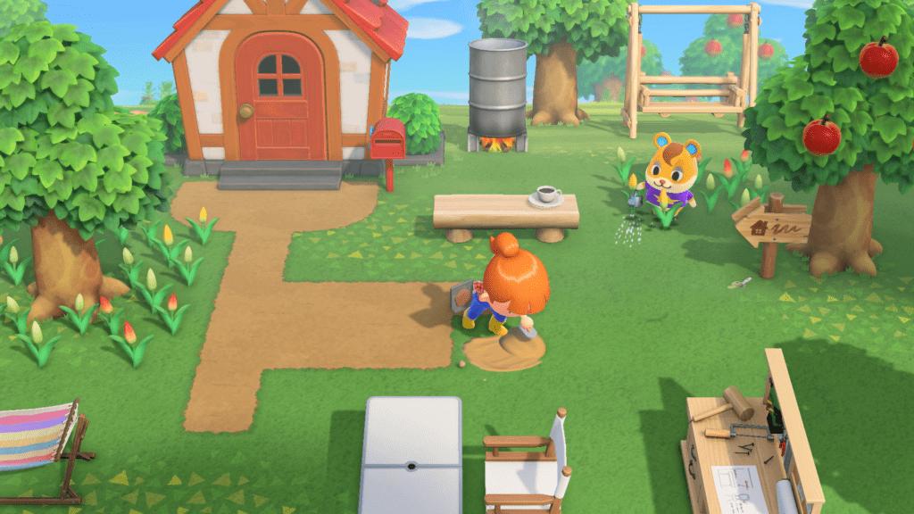 Animal Crossing: New Horizons Wallpaper