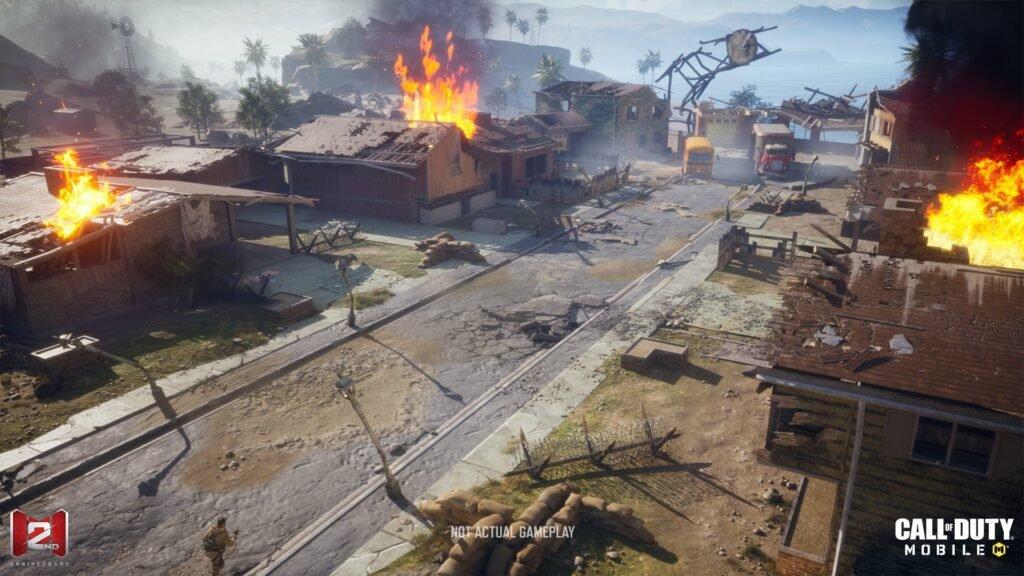 Call of duty Blackout map