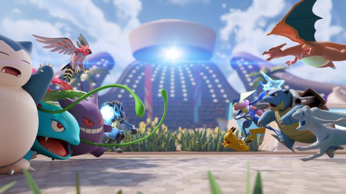 Pokemon unite featured image