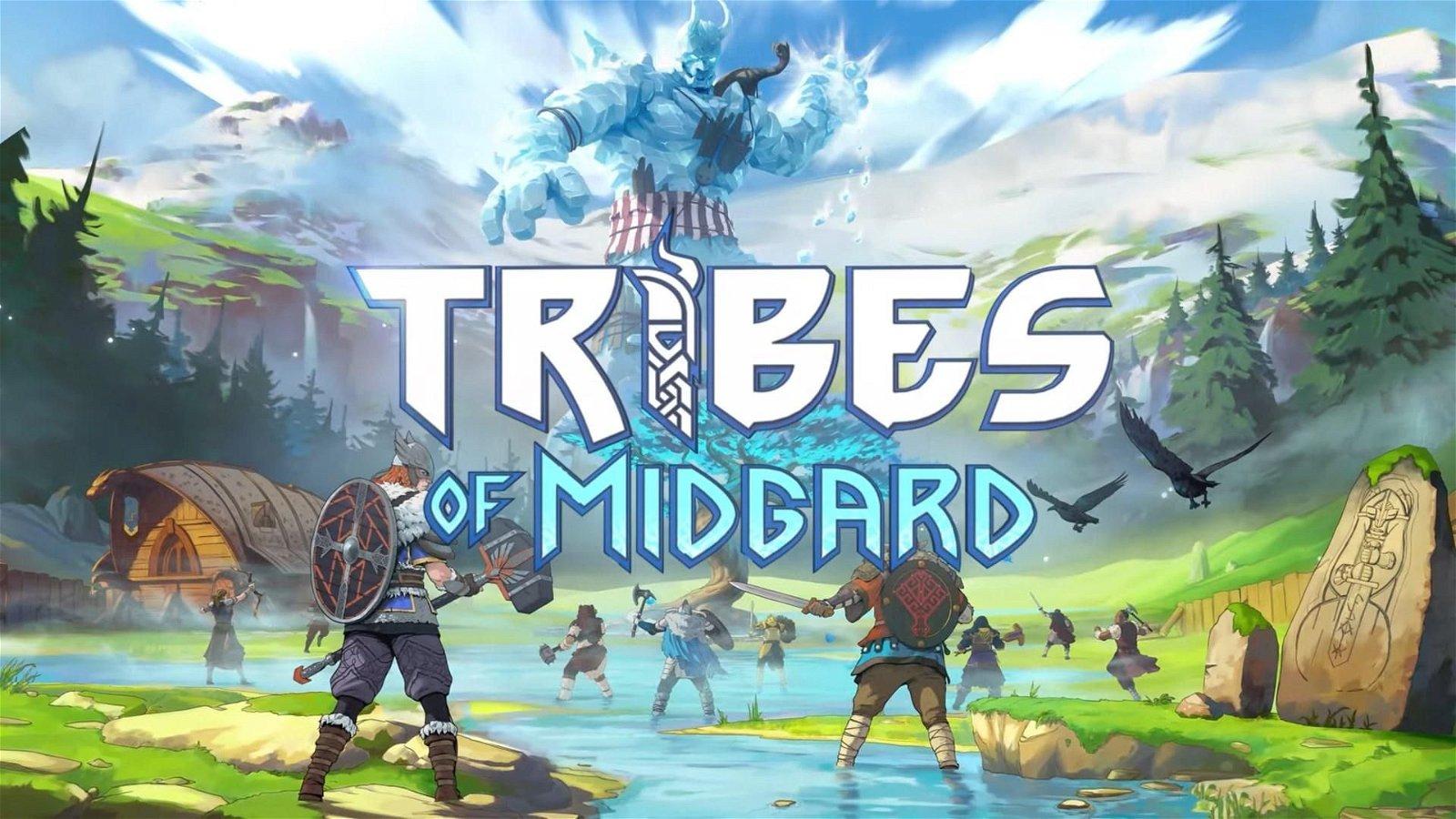 tribes of midgard pre order