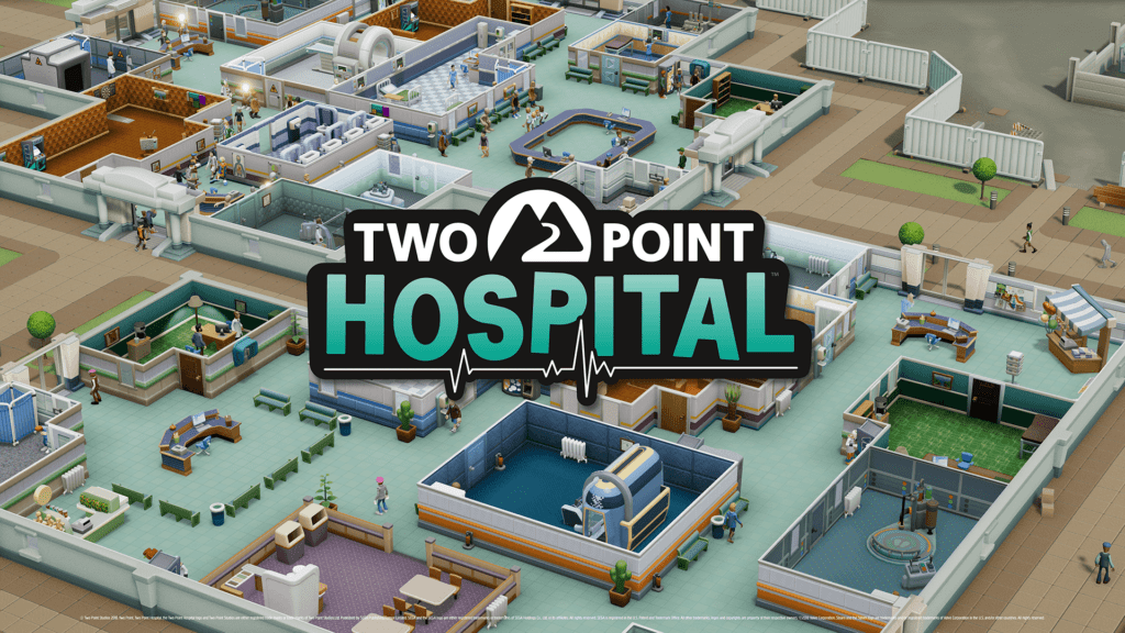 Two Point Hospital Wallpaper