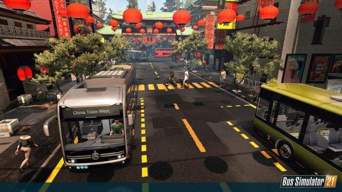 Bus Simulator 21 Update #1