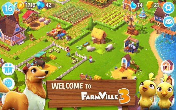 farmville 3