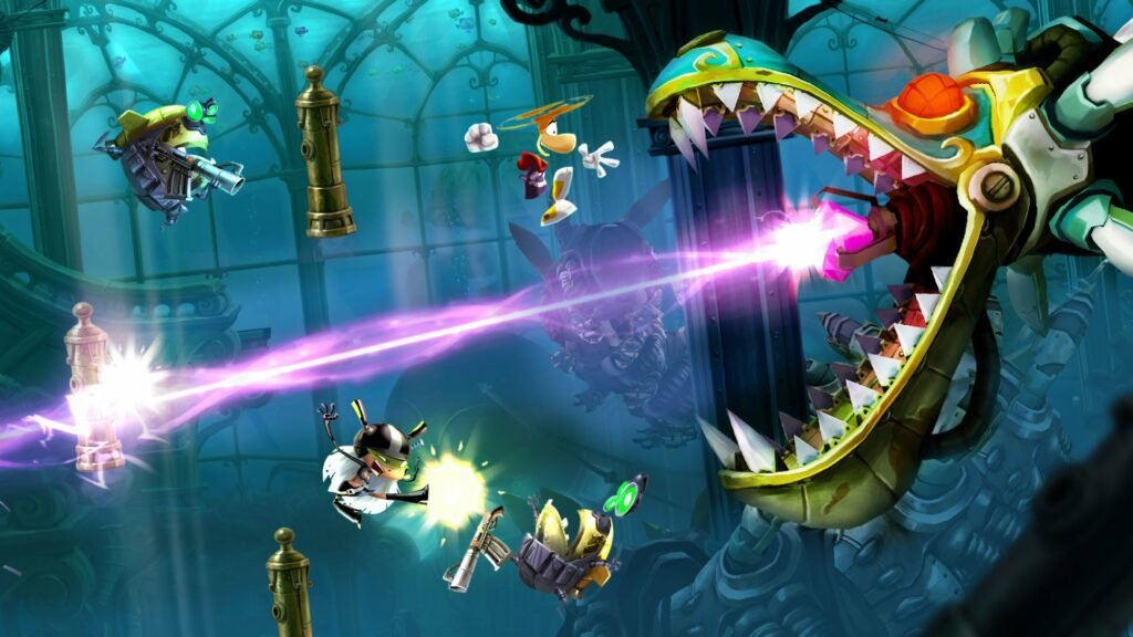 Rayman Legends wallpaper