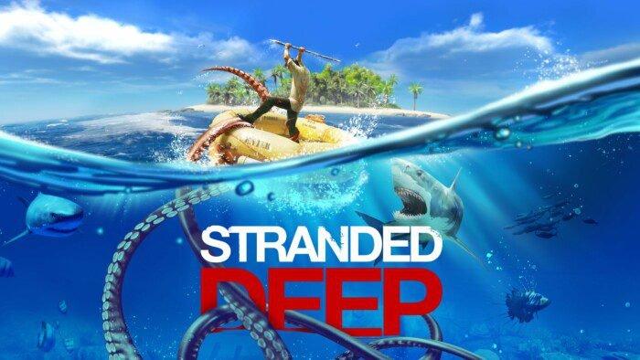 Stranded Deep Update 1.08