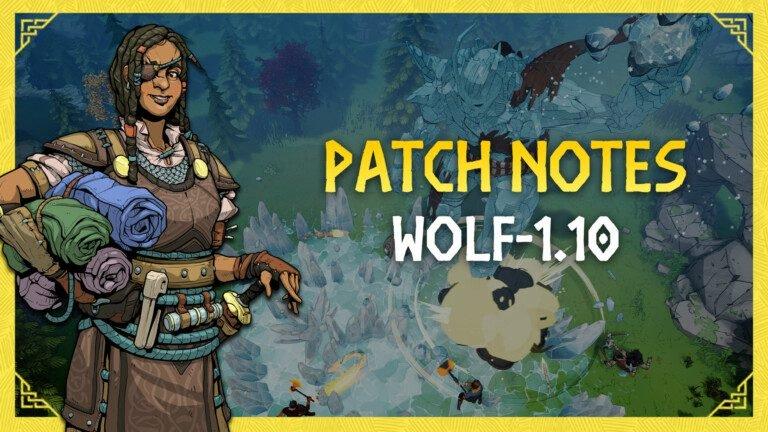 Tribes of Midgard Update 1.10
