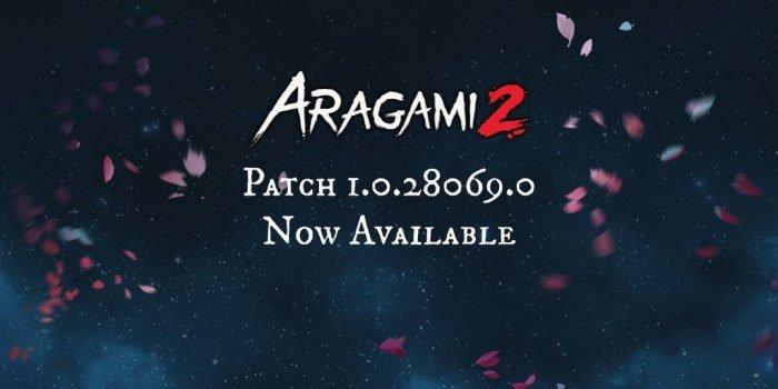 Aragami 2 Update 1.0.28069