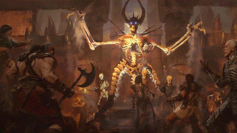 Diablo II: Resurrected Featured Image