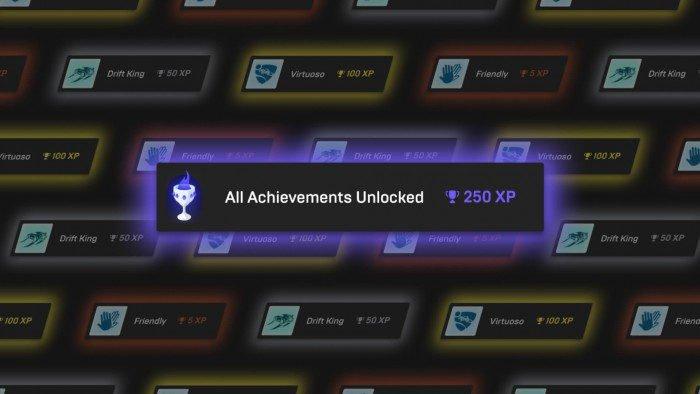 Epic Achievements system
