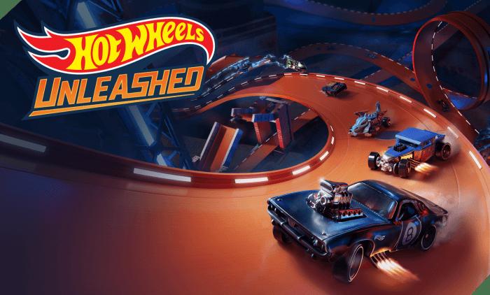 Hot Wheels Unleashed Update 1.03