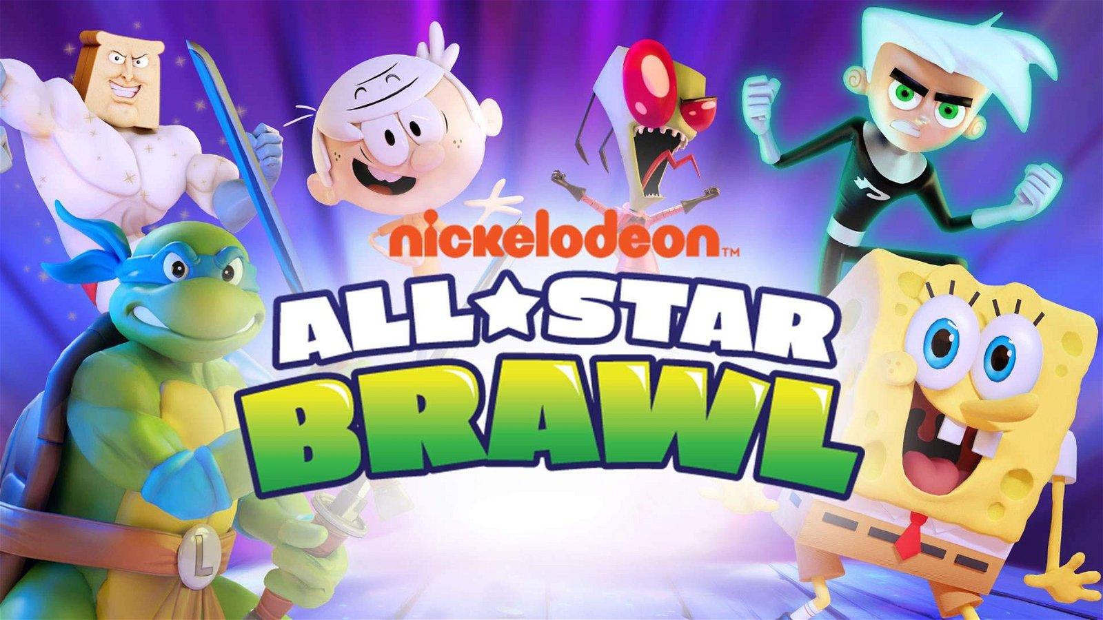 Nickelodeon All-Star Brawl Day