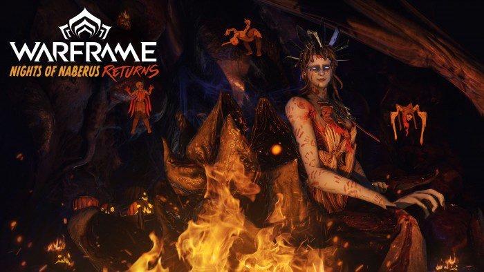 Warframe - Nights of Naberus