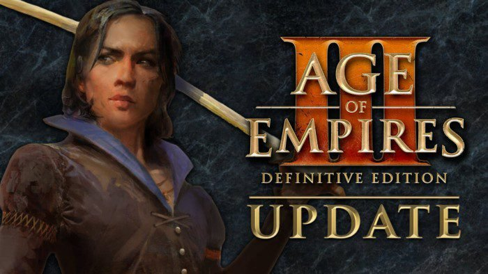 Age of Empires III: Definitive Edition October 12 Update
